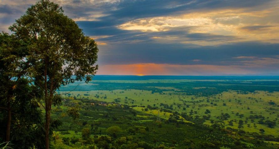Queen Elizabeth National Park is one of Uganda's oldest. © Shutterstock