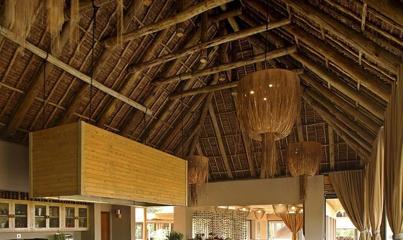 &Beyond Kichwa Tembo Tented Camp offers a spacious guest area. © &Beyond