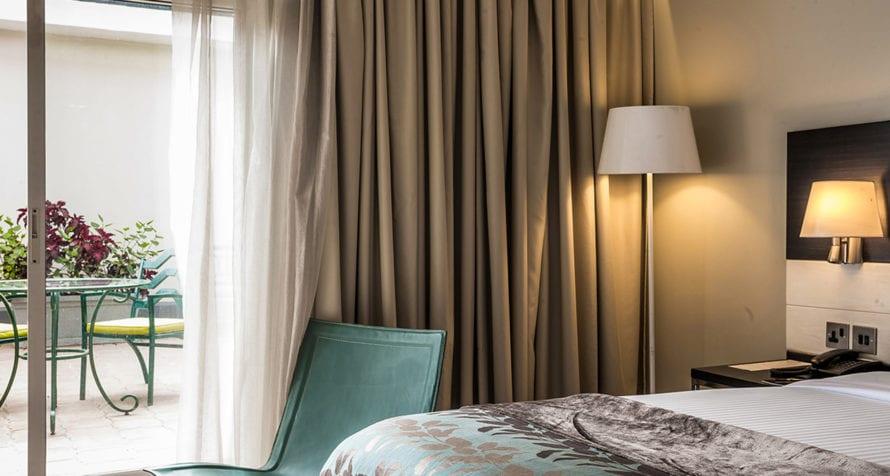 Eka Hotel Nairobi will send visitors on their way refreshed and re-energised. © Eka Hotel Nairobi