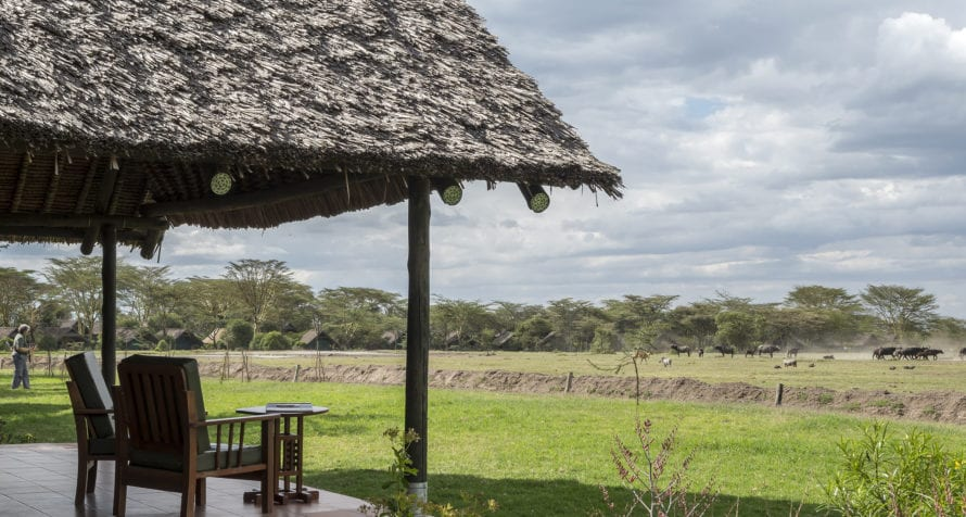 Sweetwaters Serena Camp effortlessly delivers days and nights full of wonder. © Serena Hotels
