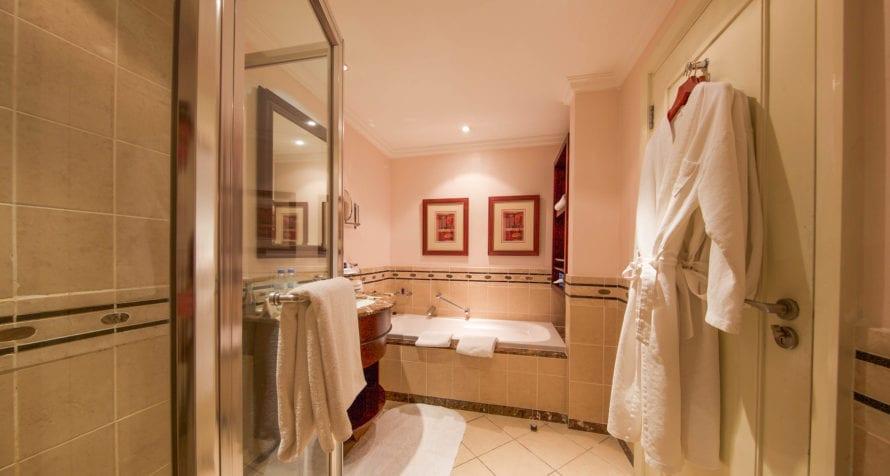 Kigali Serena Hotel is located in the heart of Rwanda's capital. © Serena Hotels