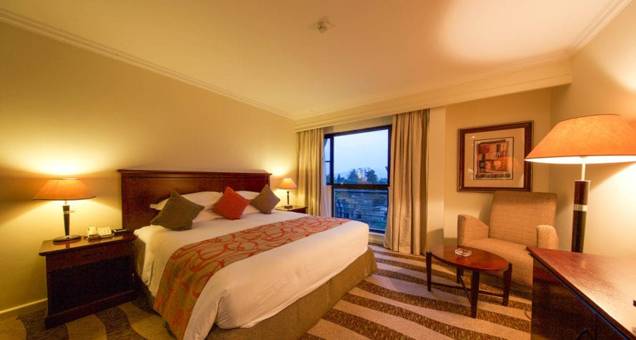 Kigali Serena Hotel has everything you need to be comfortable. © Serena Hotels