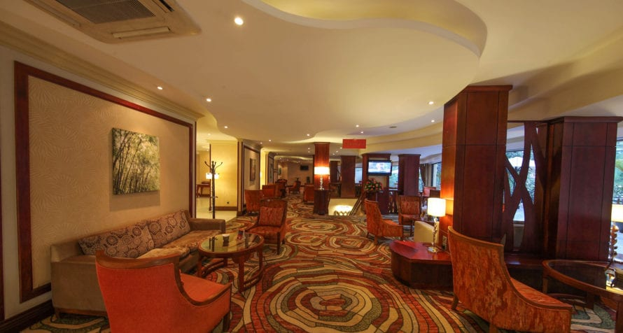 Kigali Serena Hotel offers a full range of international-standard leisure and business facilities. © Serena Hotels