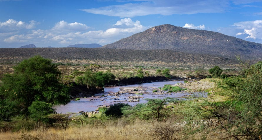 Samburu is truly wild. © Shutterstock
