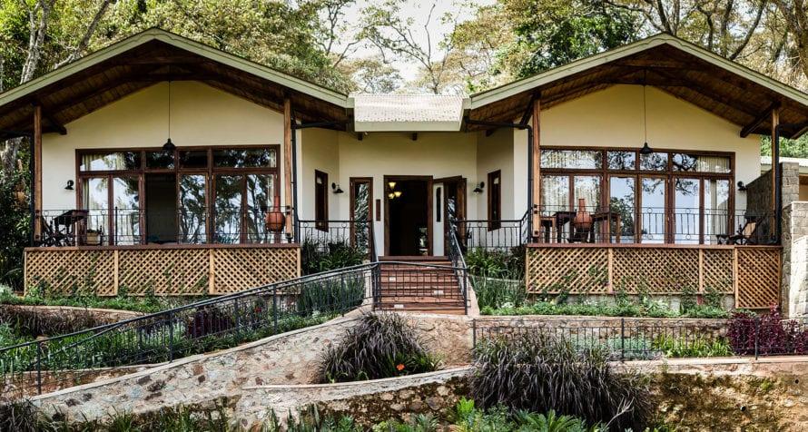 Gibb's Farm offers larger cottages. © Classic Portfolio