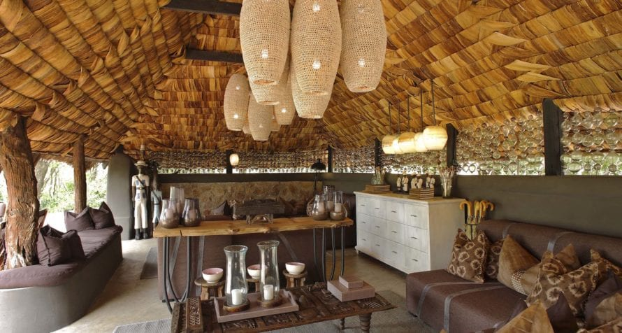 Returning to &Beyond Grumeti Serengeti Tented Camp after each activity is to step into a world where every need is met. © &Beyond