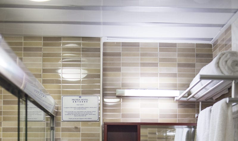 Marriott Protea Hotel Entebbe has been designed with the needs of today's traveller in mind. © Marriott