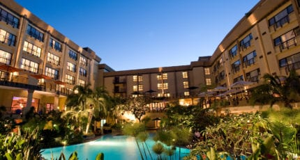 Kigali Serena Hotel retains authentic Rwandan charm. © Serena Hotels