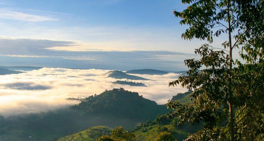 Uganda is a land of astonishing vistas. © Shutterstock